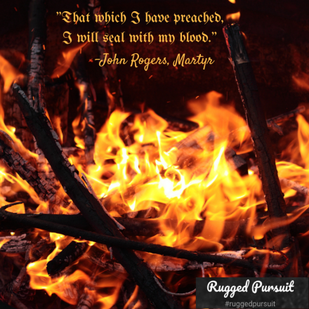 Quote John Rogers Martyr